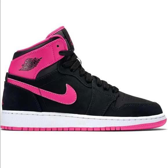 super popular 9fab5 379f8 Jordan Other - 🔥Pink Black Air Jordan Retro 2 Sneakers🔥